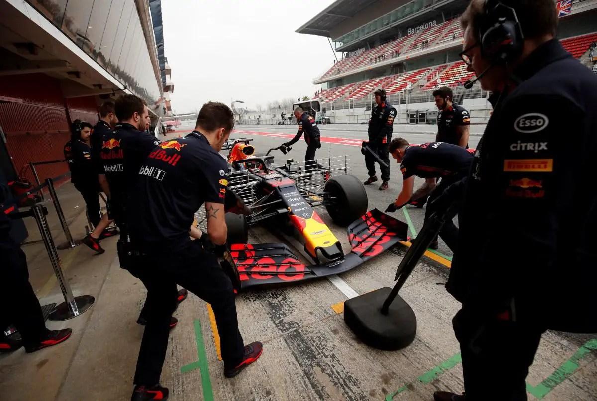 Verstappen Satisfied After Hungarian GP