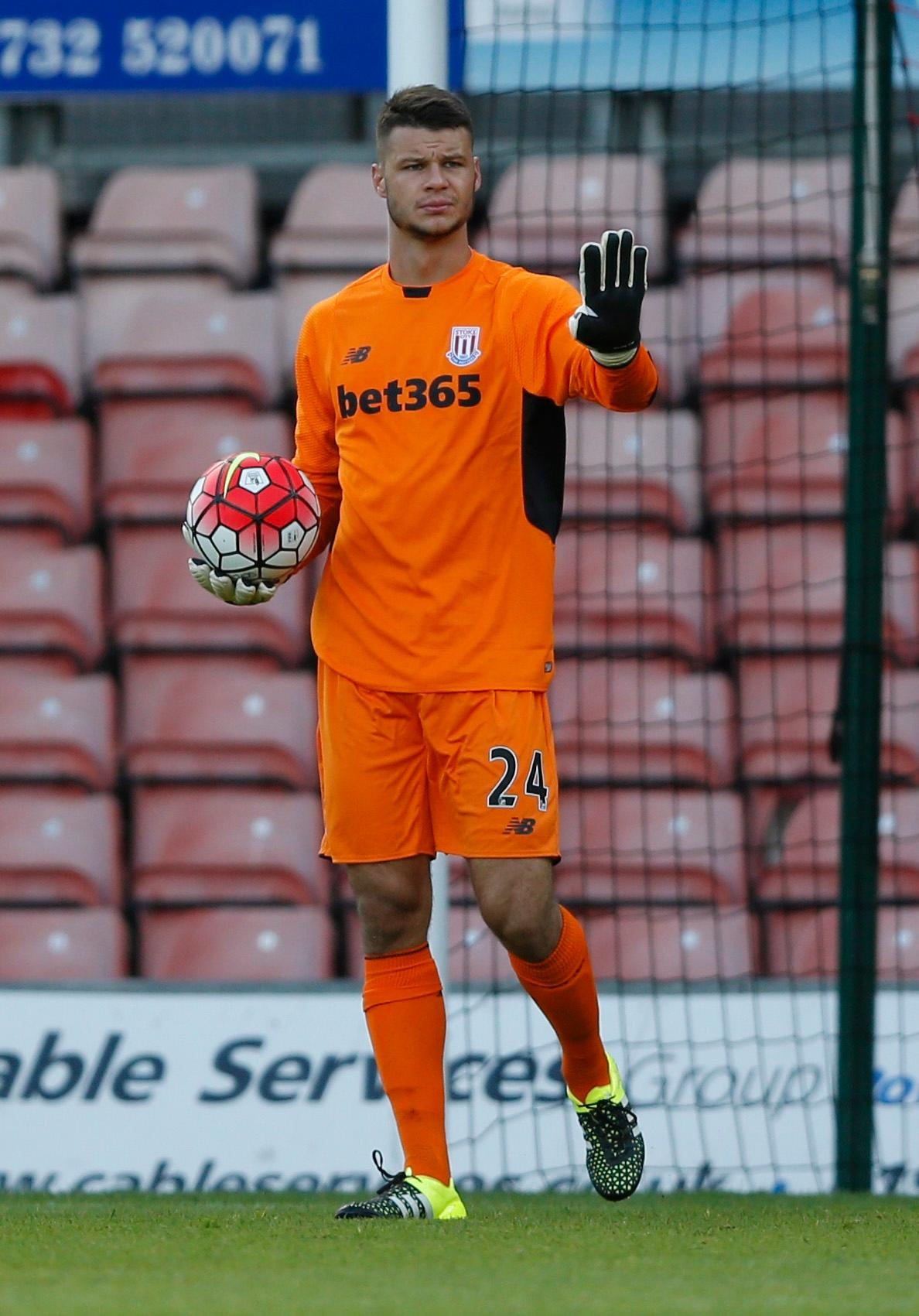 Watford Keeper Braced For Exit