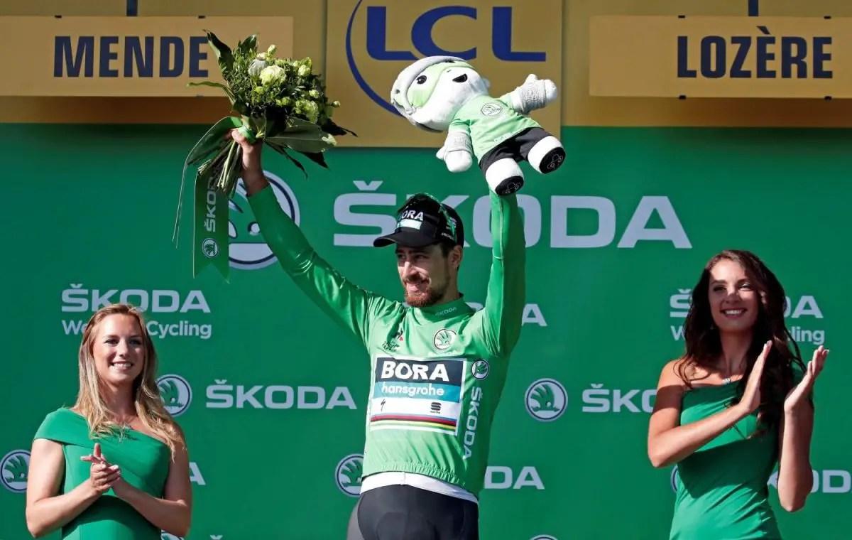 Zabel Hails Sagan Achievements