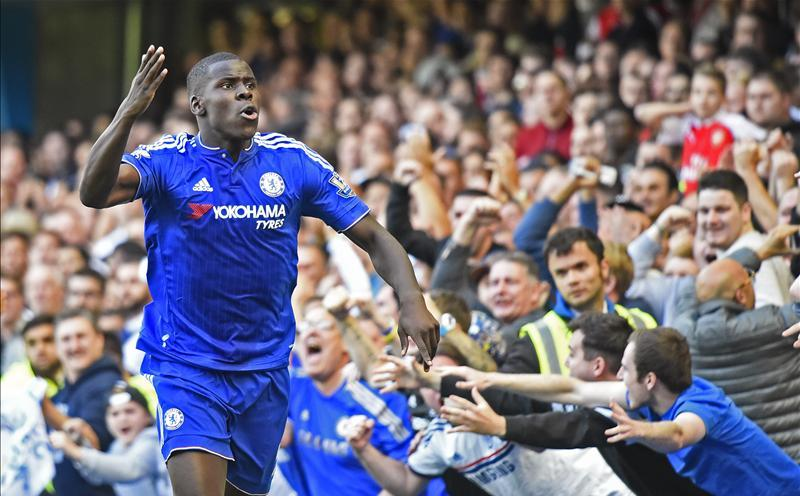 Zouma Relishing His Second Chance At Chelsea