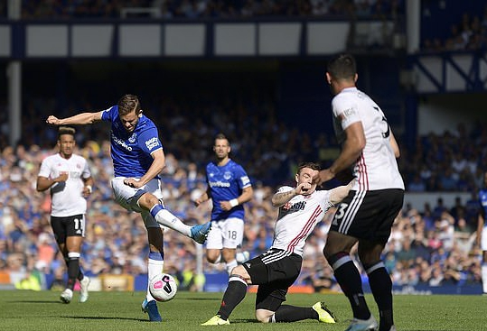 EPL: Iwobi Subbed On As Everton Lose At Home To Sheffield; City Maul Watford 8-0
