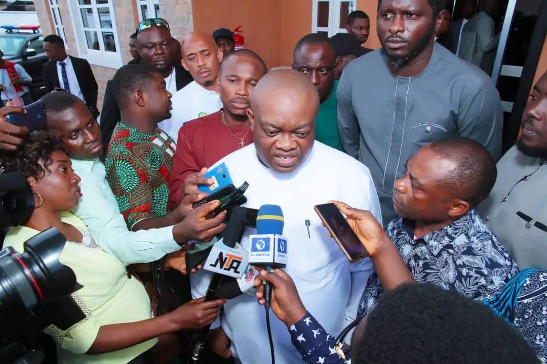 Imo Governor Uzodinma Recalls Suspended Heartland GM Chukwudi