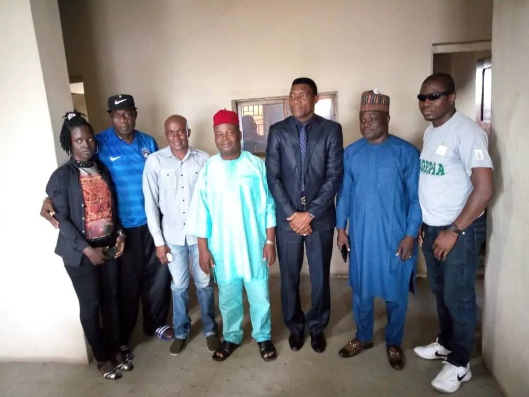 Rufai Takes Dodo Mayana Soccerthon Project To Kwara; Visits Nigeria Pillar of Sports.