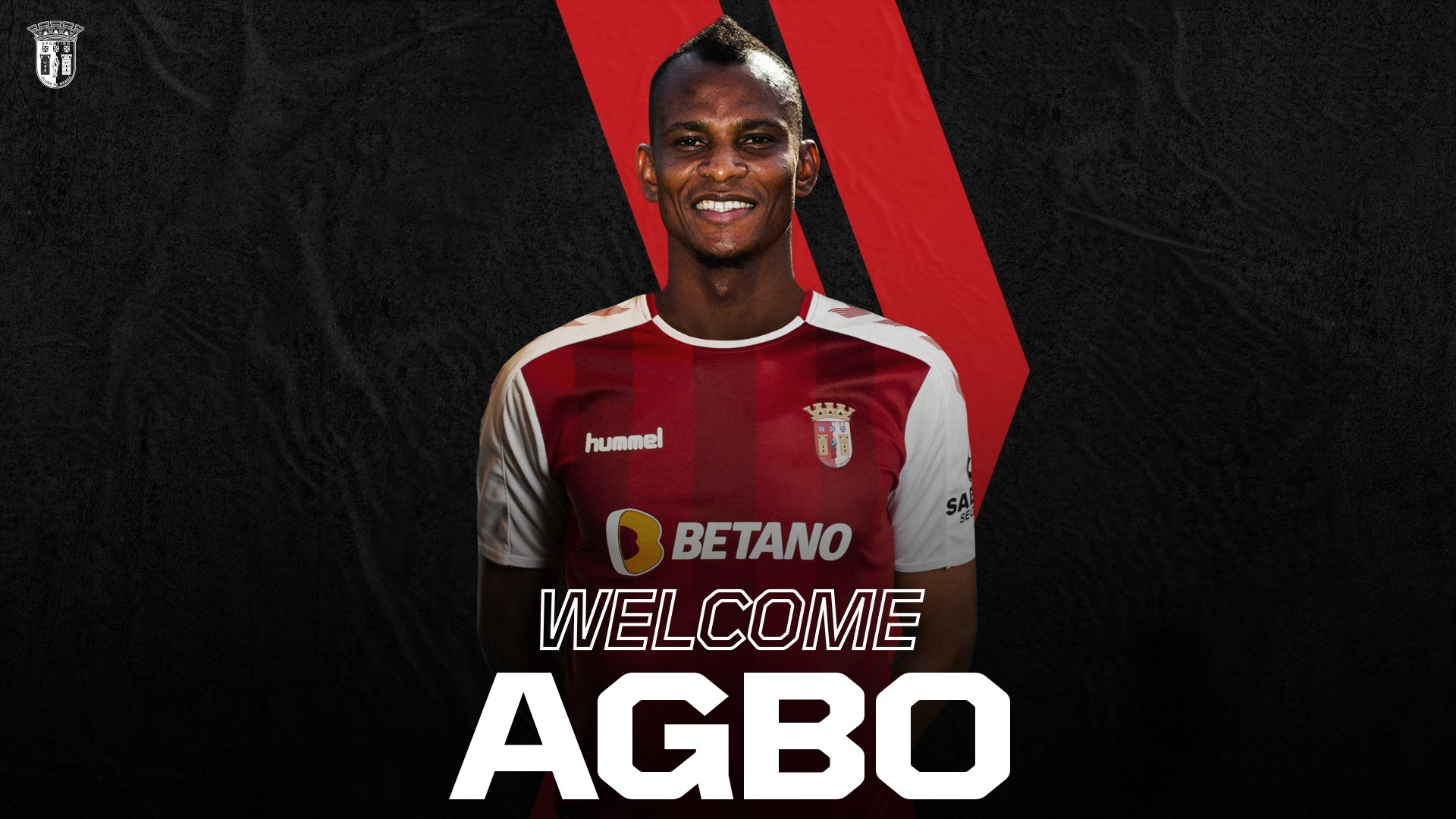 Agbo Joins SC  Braga On Loan From Standard Liege