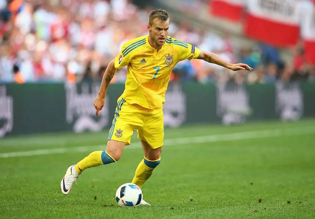Ukraine vs Nigeria: Shevchenko Unleashes Hotshots Yarmolenko, Tsyhankov On Super Eagles