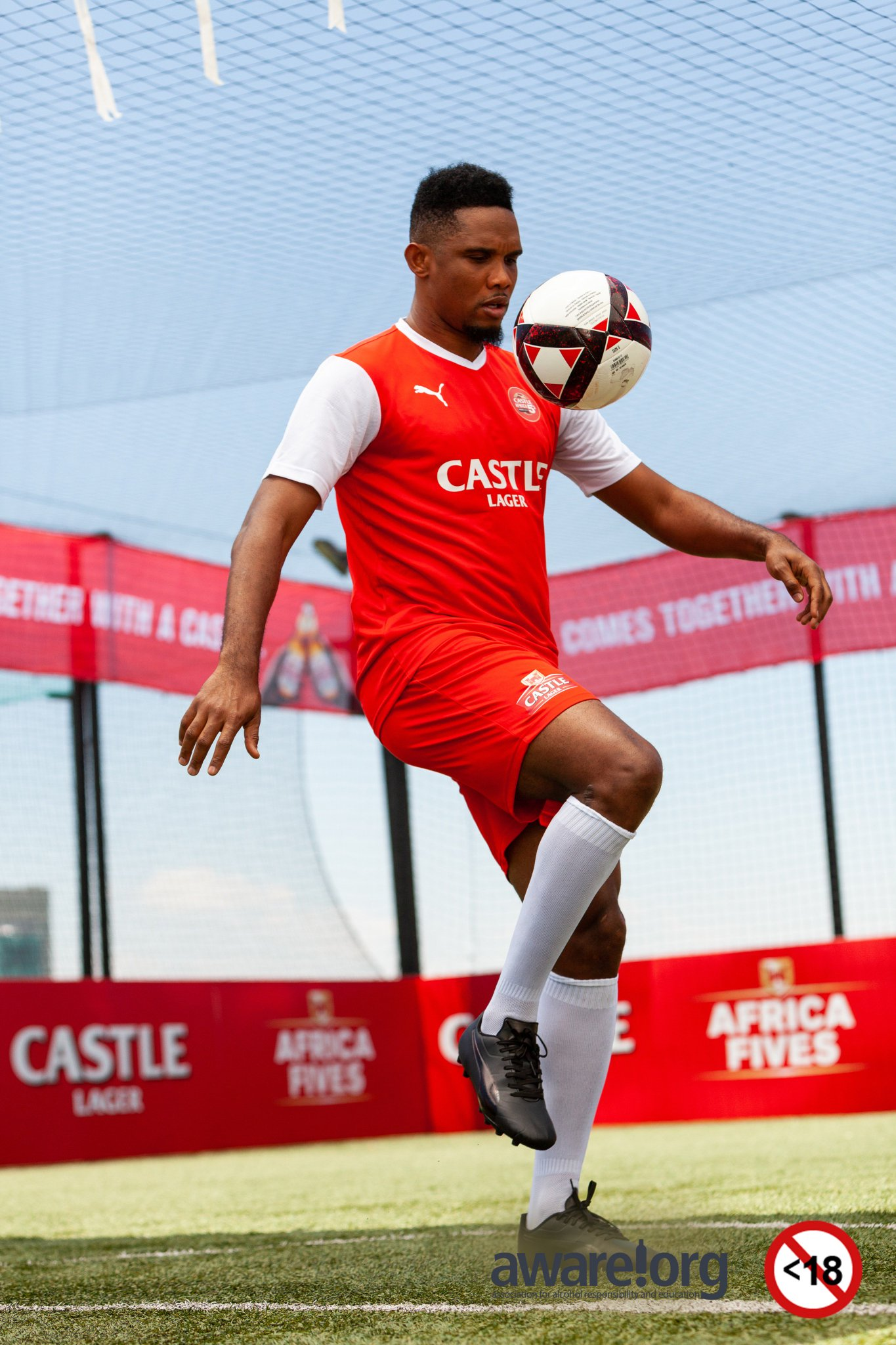 Eto'o Retires From Football After Trophy-Laden Career