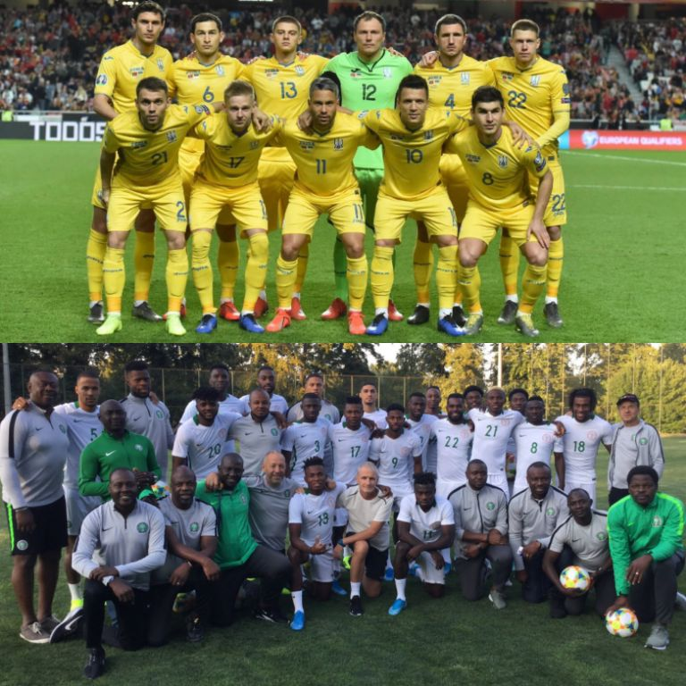 Eagles Opponent Ukraine Unbeaten In 20 Friendly Games In 7 Years; Undefeated By African Team