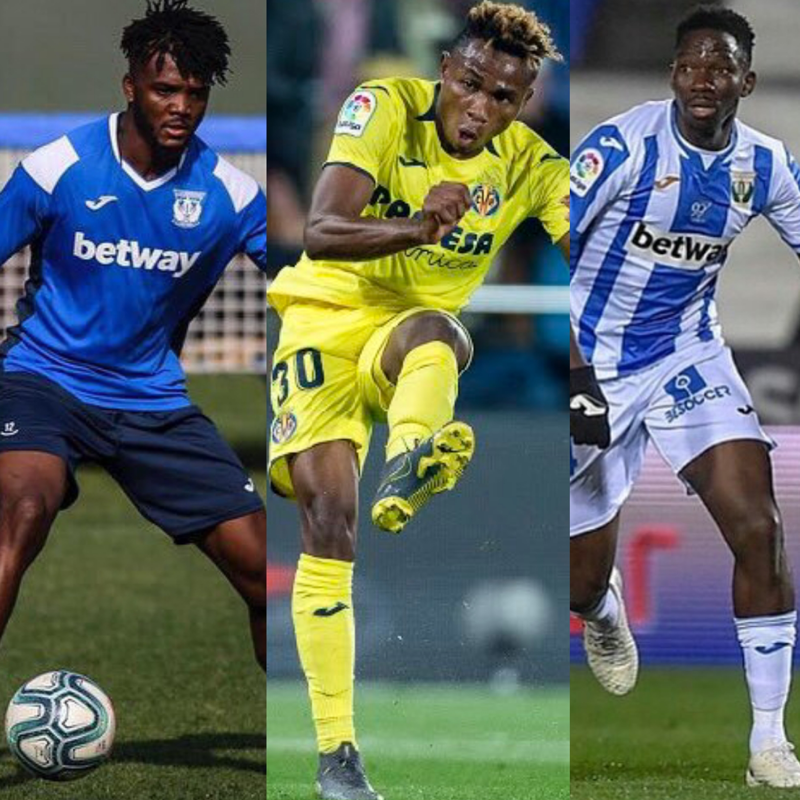 Chukwueze Confronts Omeruo, Awaziem In Leganes – Villarreal Laliga Clash