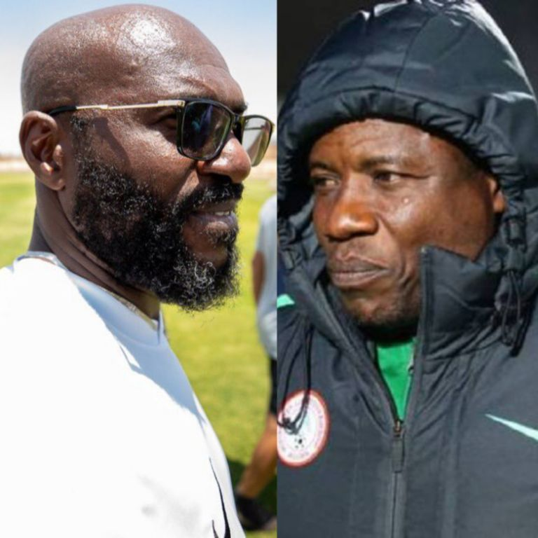Amapakabo, Not Salisu Will Continue As Olympic Eagles Coach   –NFF Chieftain