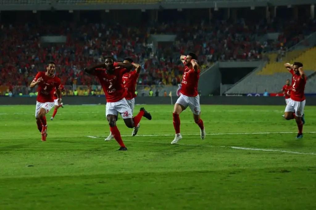 Ajayi Nets Brace In Al Ahly Super Cup Win Vs Zamalek