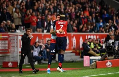 victor-osimhen-losc-lille-french-ligue-1-strasbourg-super-eagles