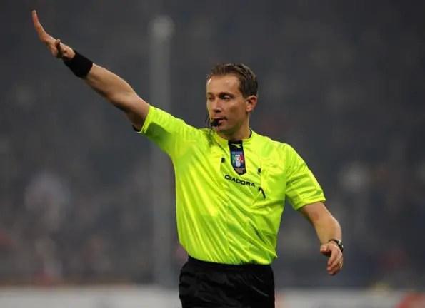 FIFA Appoints Italian Referee, Valerie For Ukraine – Super Eagles Friendly