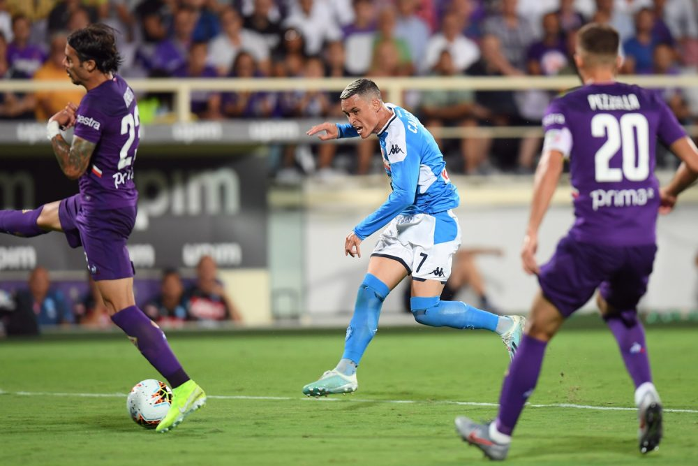 Agent Confirms Callejon Snubbed Napoli's Deal Offer