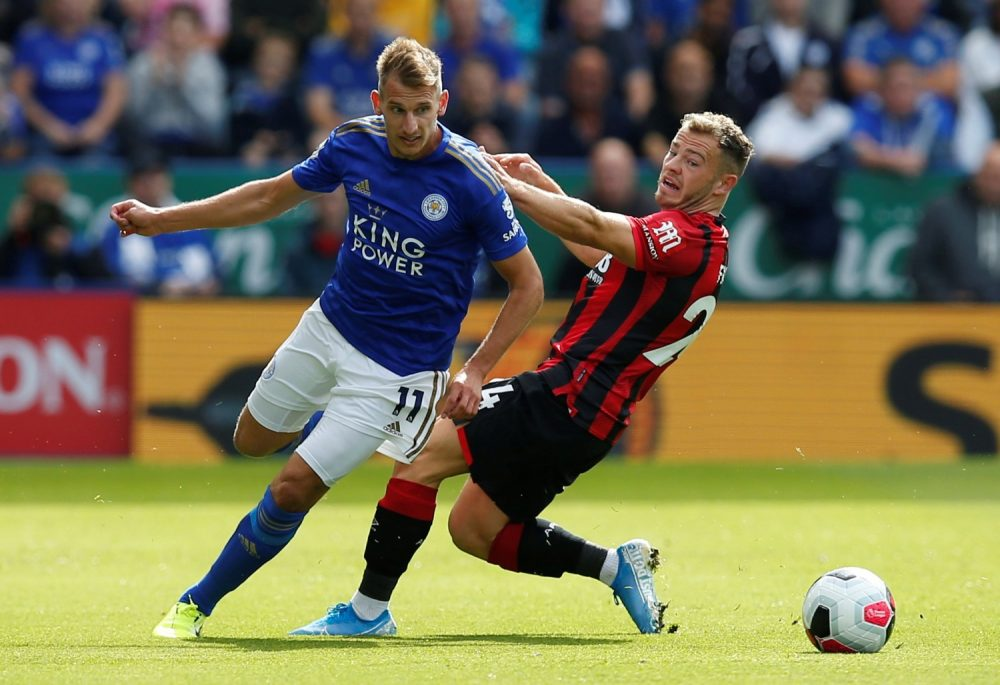 Albrighton Eyes Top-Six Points