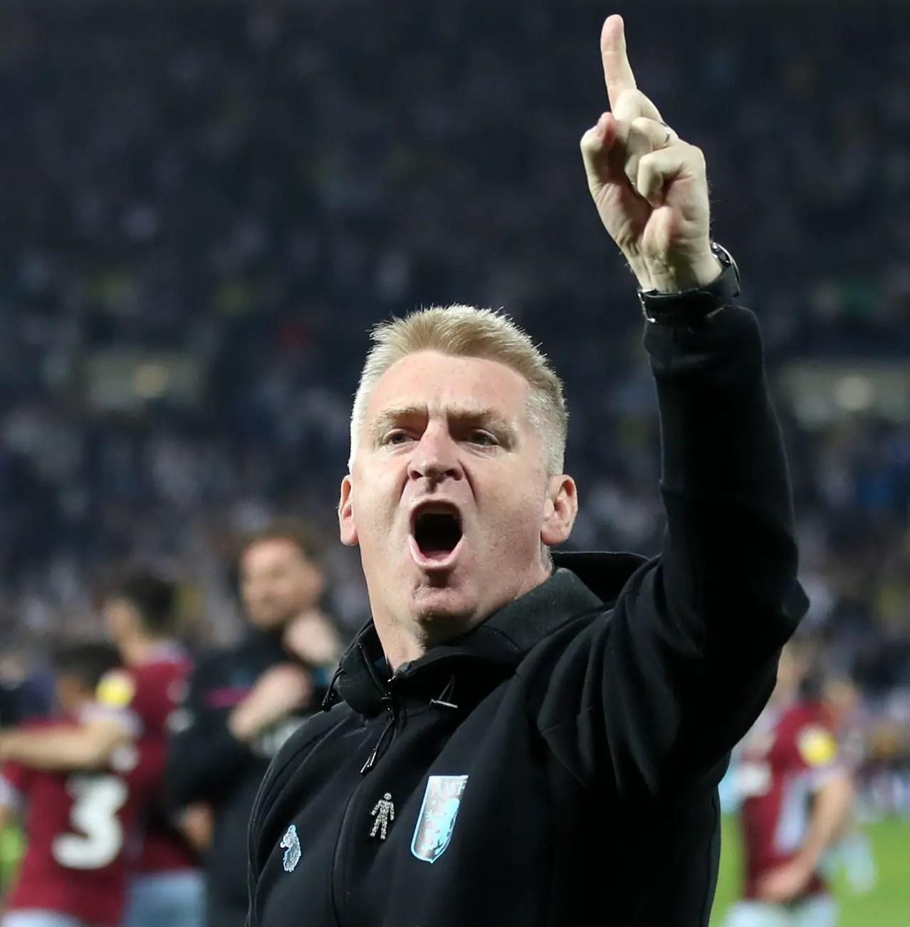 Aston Villa V Burnley Team News