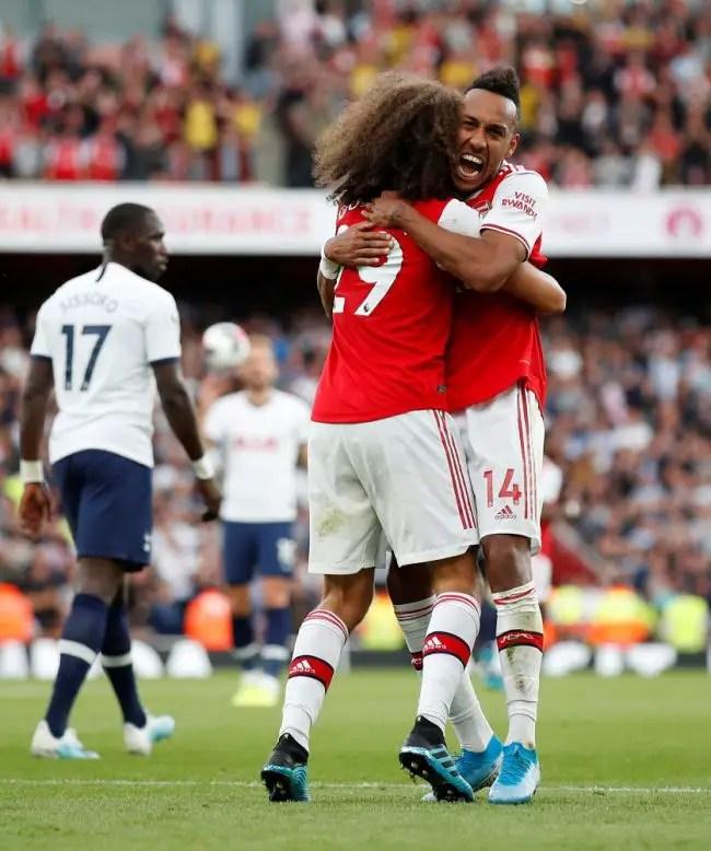 Can Arsenal Finish Above Tottenham This Season?