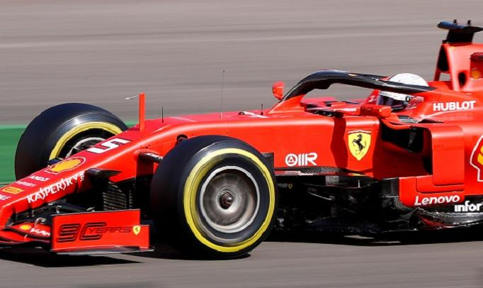 Ex Ferrari Boss Backs Vettel