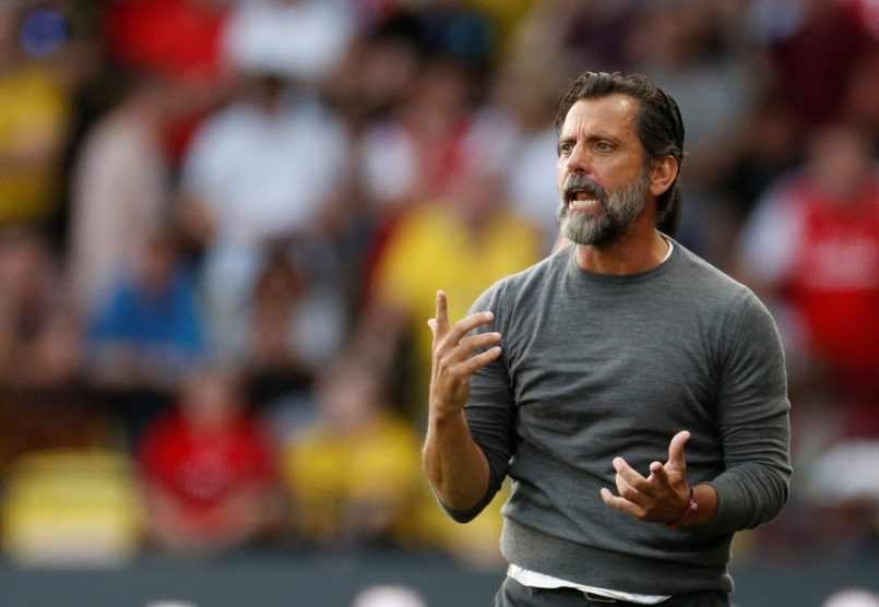 Flores Thinks Watford Are Scared Of City