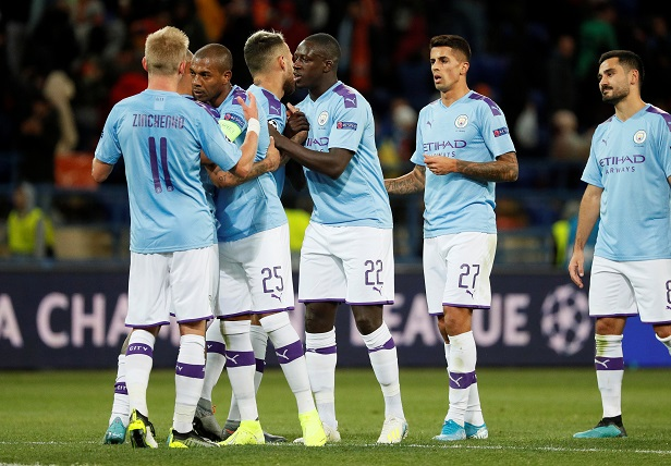 Gundogan Pleased To Welcome Mendy Back Into The Fold