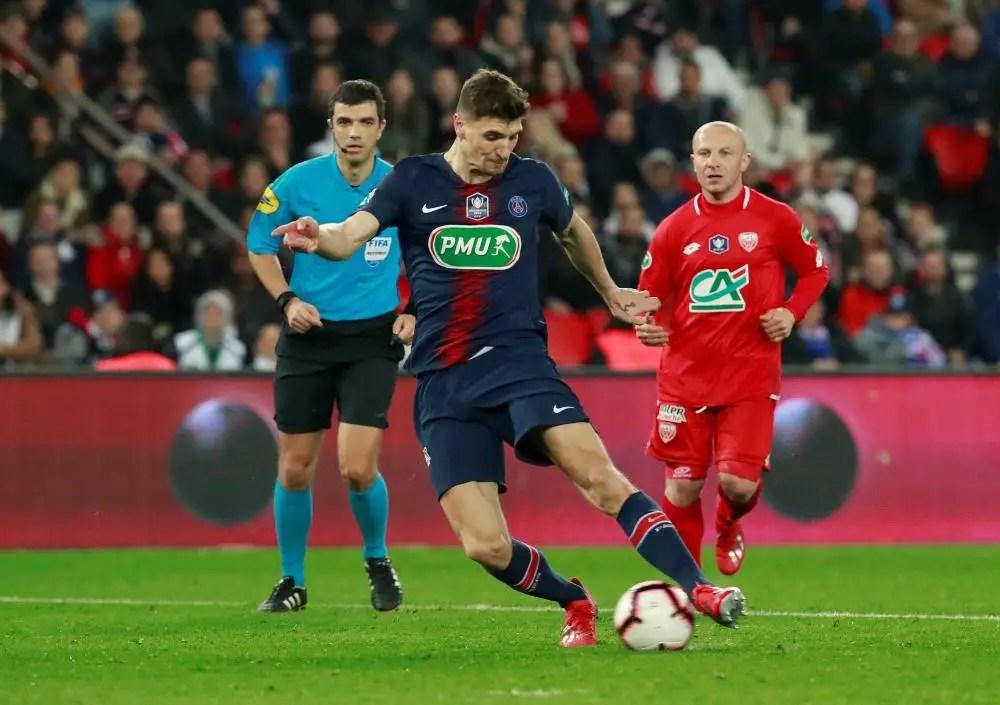 Arsenal Keeping Tabs On PSG Star