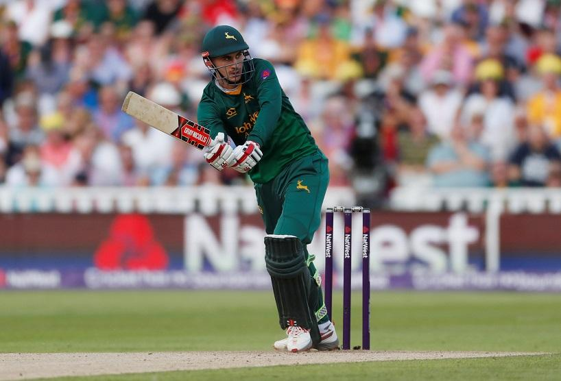 Hales Delighted With Notts Extension