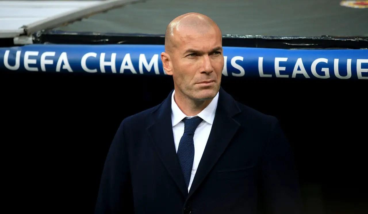 Kaka Issues Zidane Support