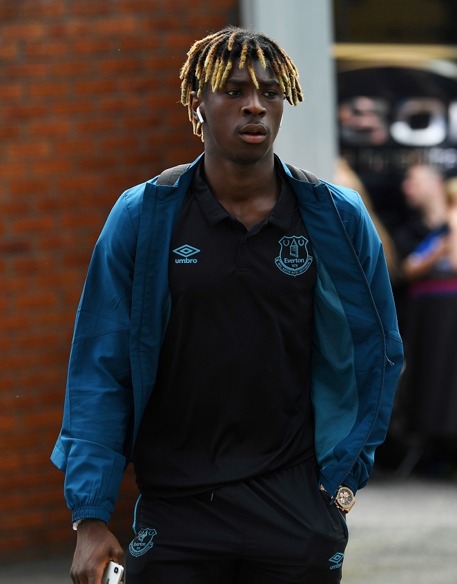 Mancini Hands Out International Punishment To Kean