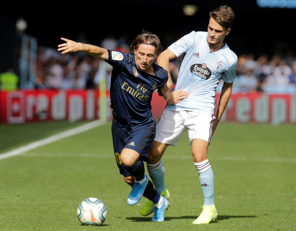 Modric Wanted To End Real Stay On A High