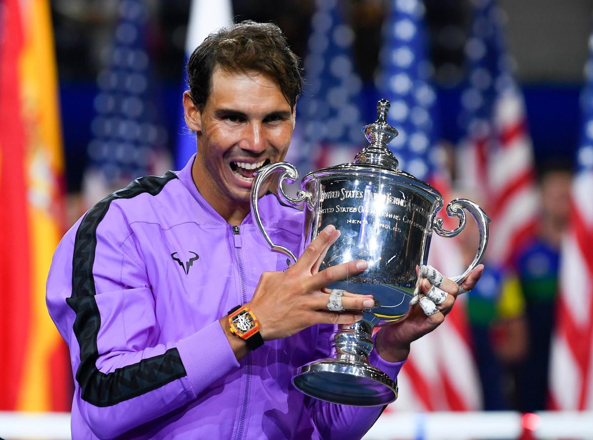 Nadal Not Thinking Of Federer Record