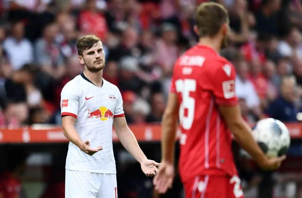 Nagelsmann Backing Werner To Help Take Bayern's Scalp