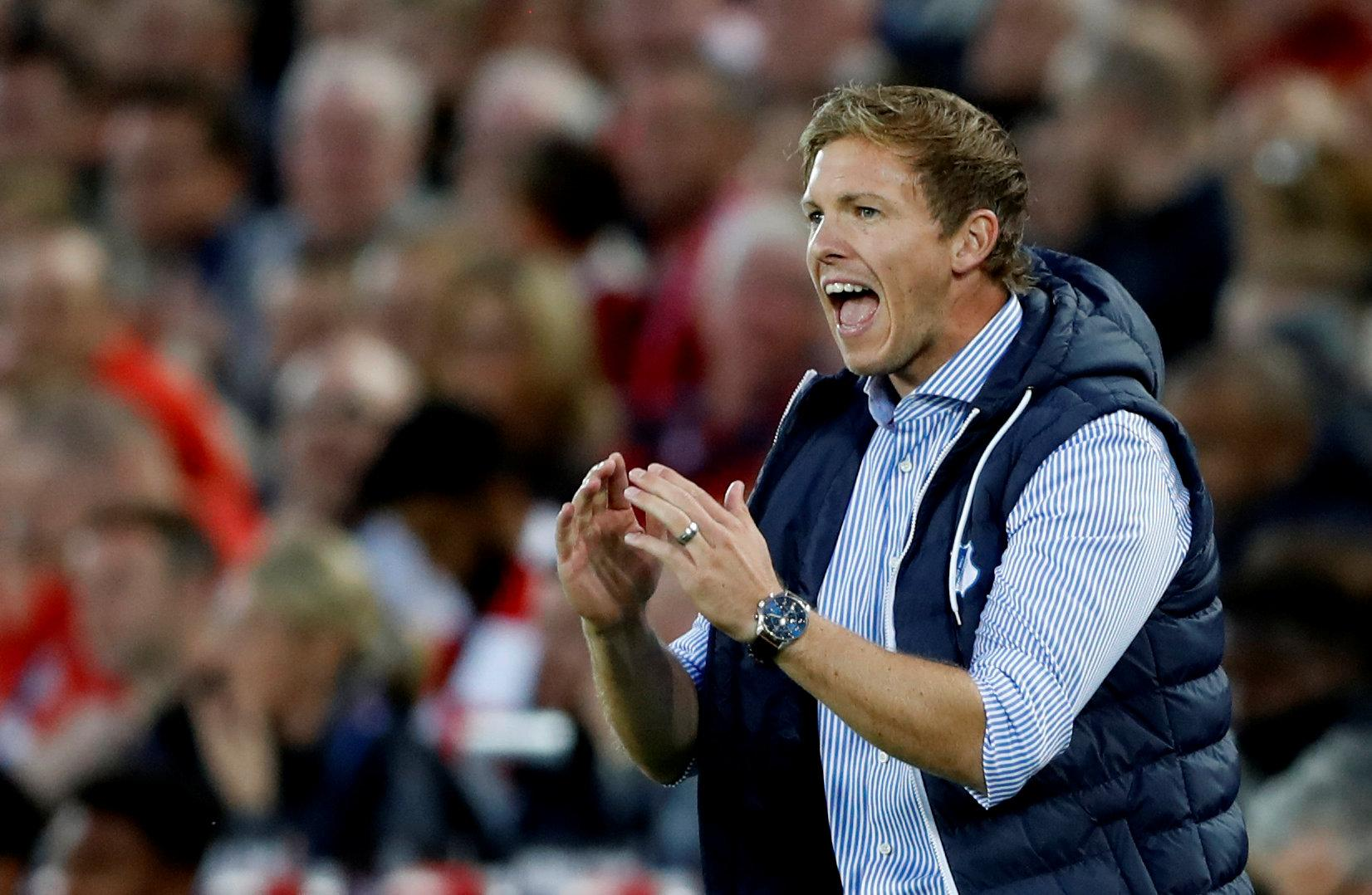 Nagelsmann Delighted With Leipzig Win