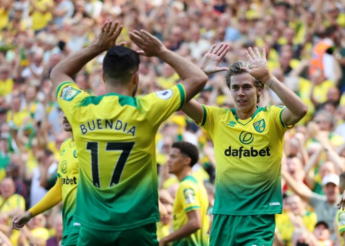 Norwich Star Buendia Reveals The Club He Dreams Of Playing For