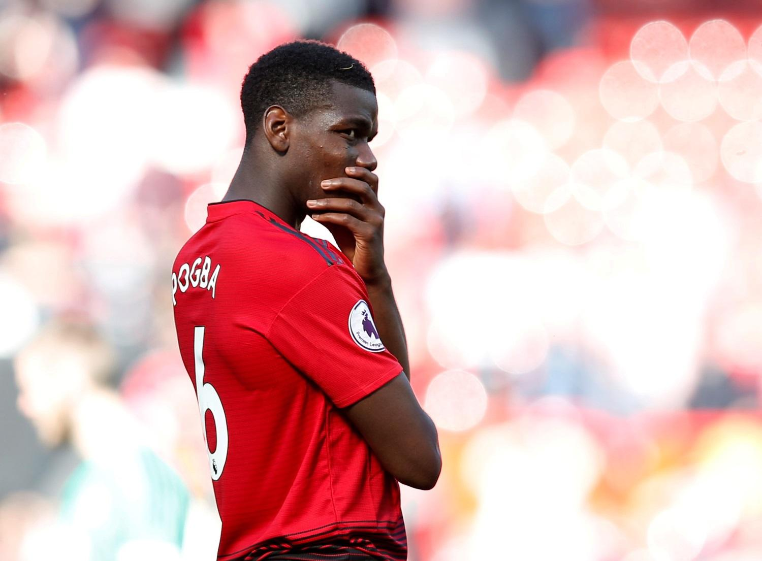 Pogba Picks Up Injury But Is Going Nowhere Says Ole