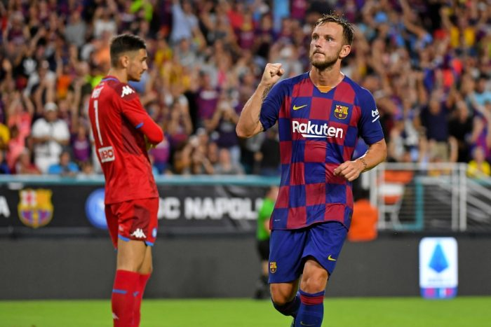 Rakitic In Line For January Exit