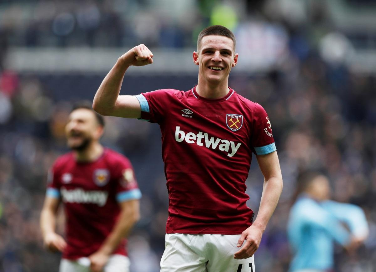 Rice Urges Hammers To Push On