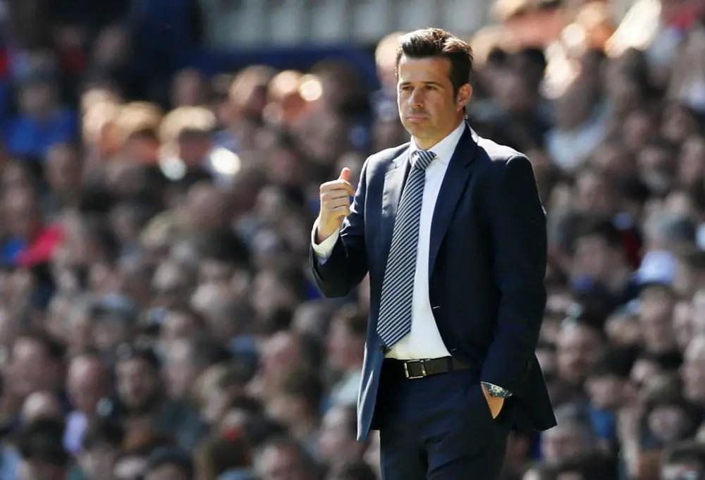 Silva Demands Reaction From Everton