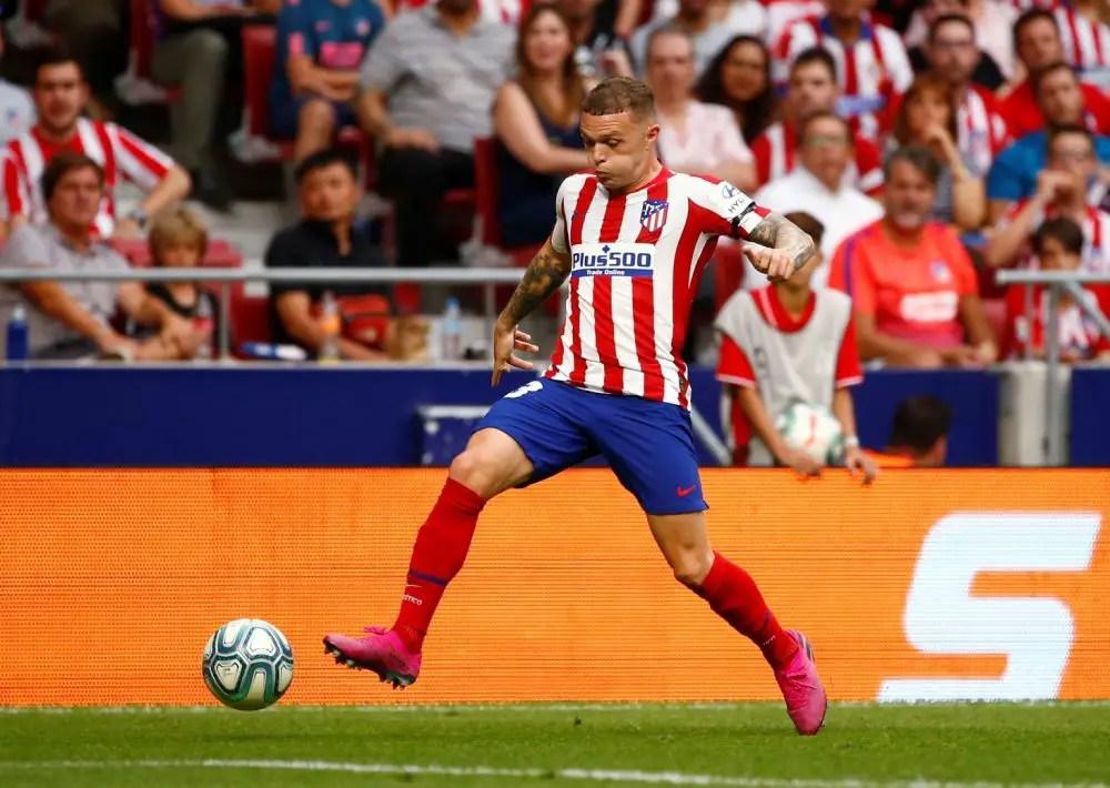 Trippier Makes Atletico 'Step Forward' Boast