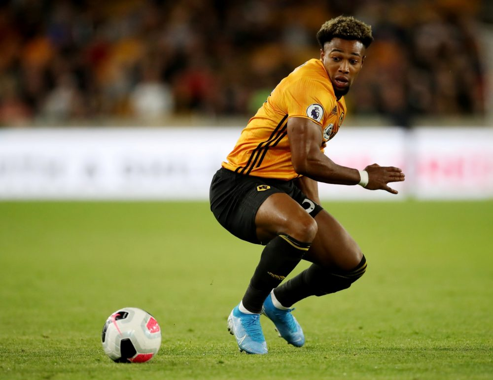 Wolves Are Embracing European Life Says Traore