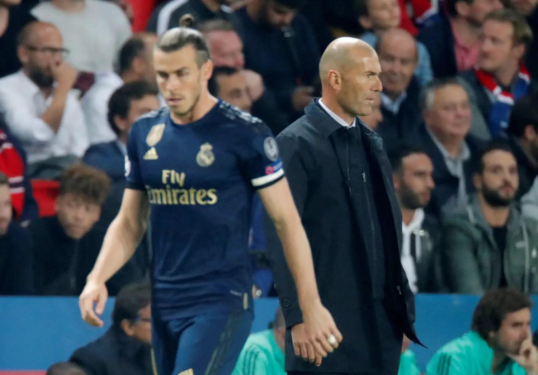 Zidane Plays Down Mourinho Rumours
