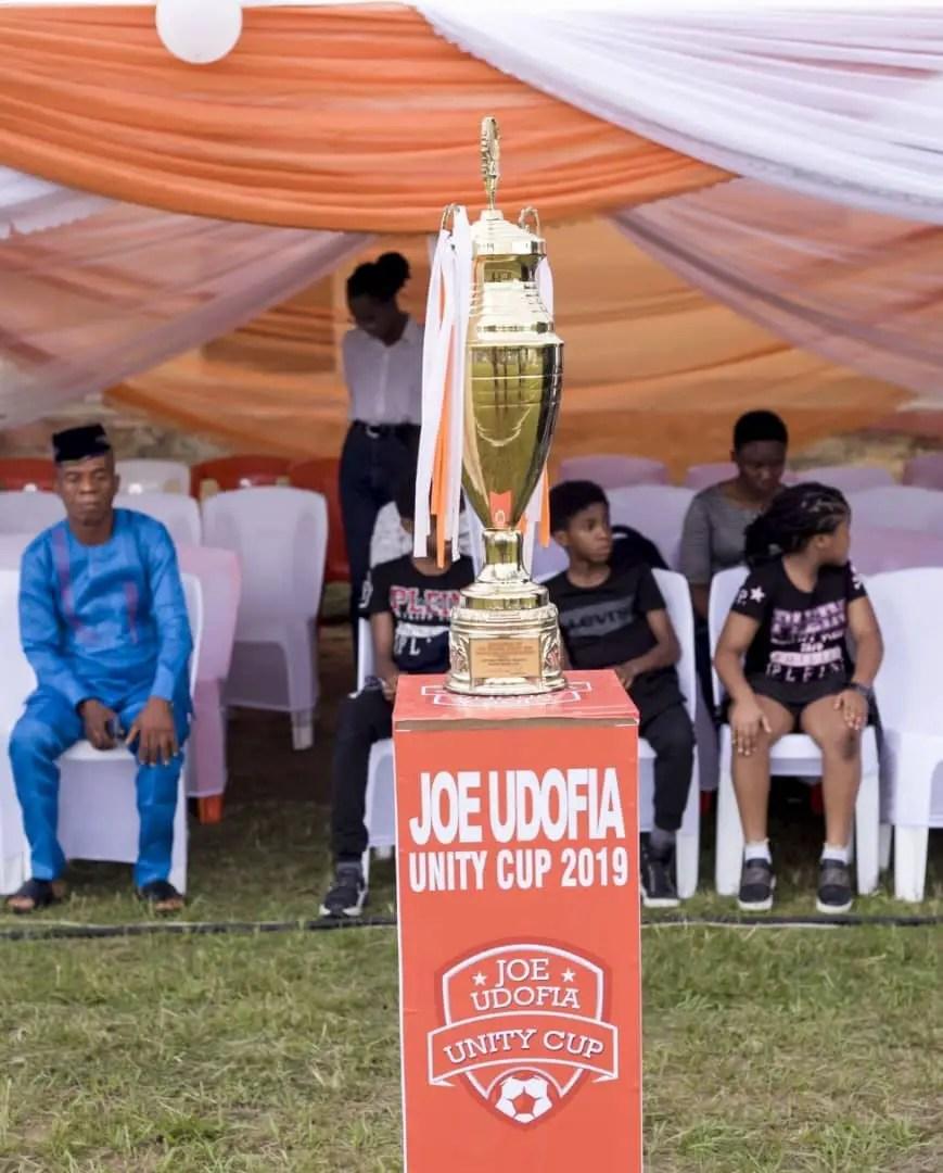 Joe Udofia Unity Cup Season 4 Kicks Off In Style As Inyang Isong Beat Ikot Usan In Opener