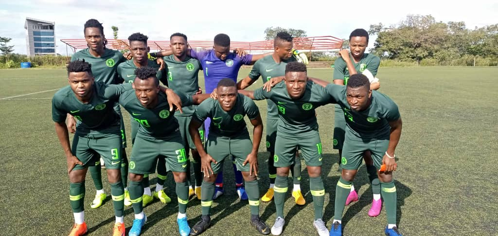 Niger Tornadoes Hold Olympic Eagles in Pre-U23 AFCON Friendly