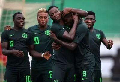 Home Eagles Crash Out Of After Defeat Against Cape Verde