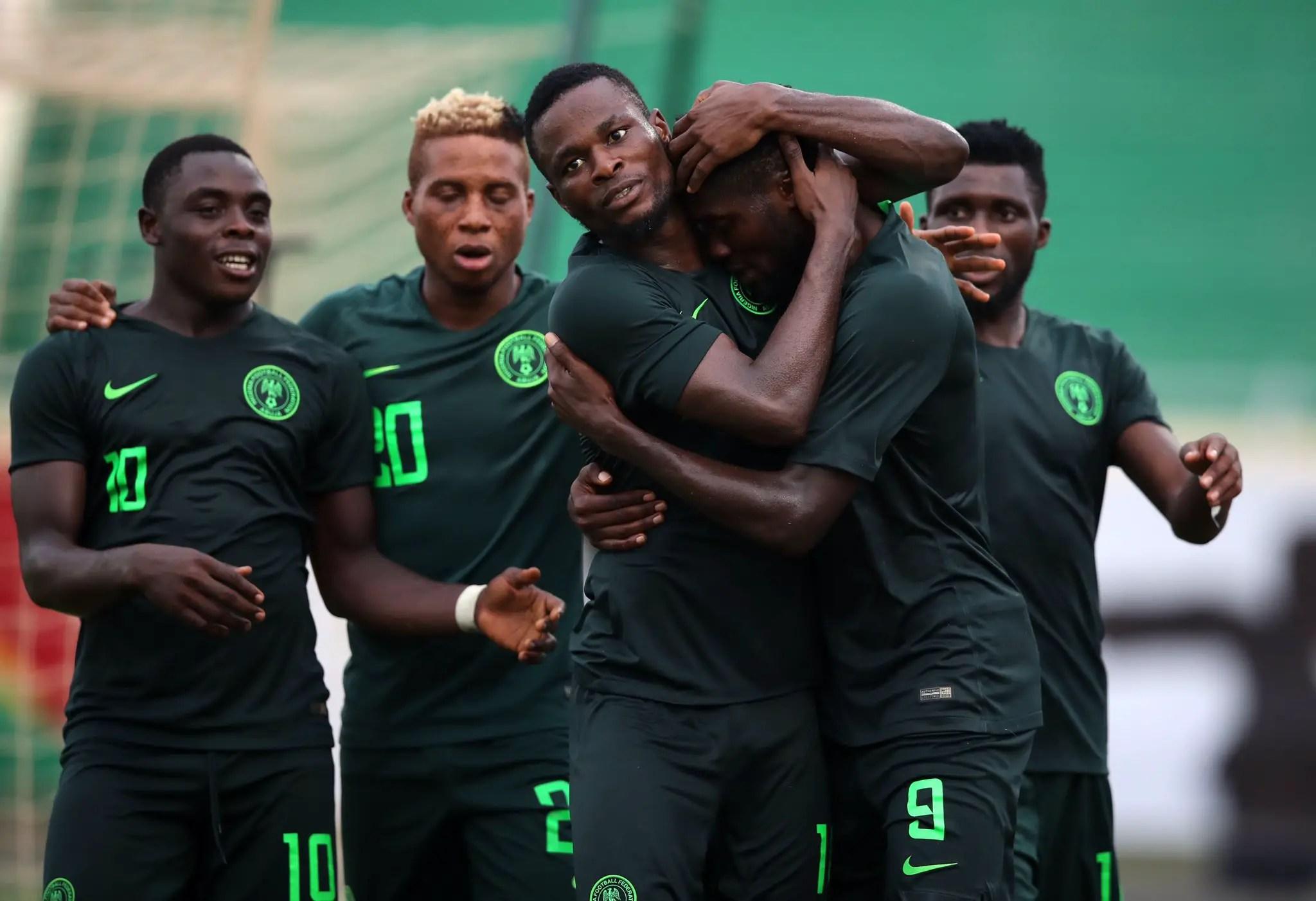 2019 WAFU Cup: Home Eagles Crash  Out After Defeat  Against Cape Verde