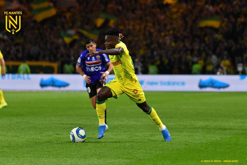 Ligue 1 Rates Simon Highly After Match-Winning Showing For Nantes Against Nice