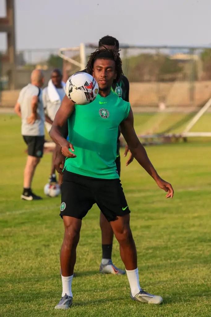 Brazil Assistant  Coach Xavier: Iwobi Is Nigeria's Danger Man