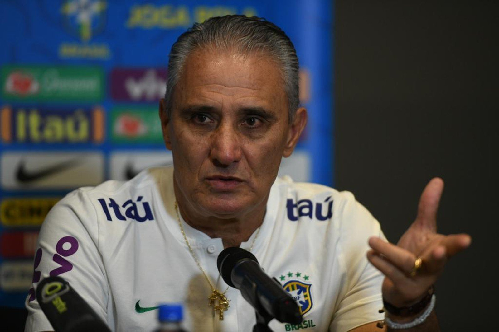 Tite Pleased With Brazil Performance Despite Another  Disappointing  Draw Vs Nigeria