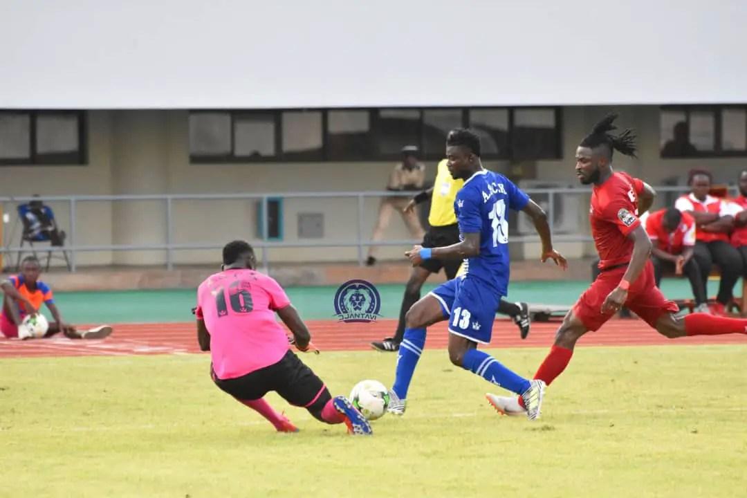 Rangers Coach, Ugwu: We Didn't Deserve Defeat To Kara In Lome