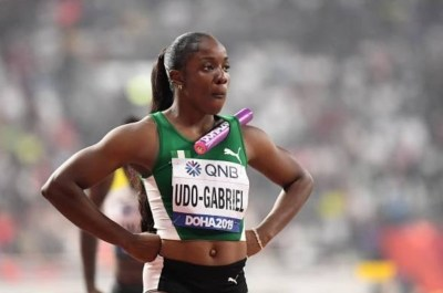 blessing-okagbare-iaaf-world-championships-doha-2019-relays-team-nigeri-divine-oduduru-raymond-ekevwo-udo-gabriel-edo-2020-test-the-track-meet
