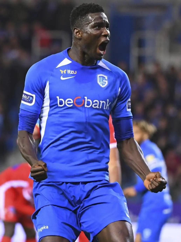 Standard Liege Vs Genk: Onuachu Targets 5th Goal In Five Belgian League Matches