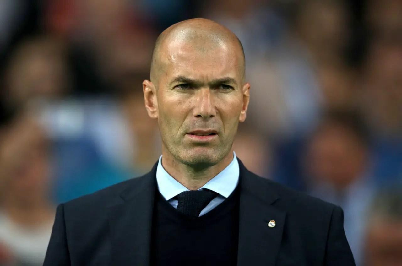 Consistency Concern For Zidane